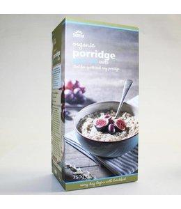Porridge Oats Organic Gluten Free 750g
