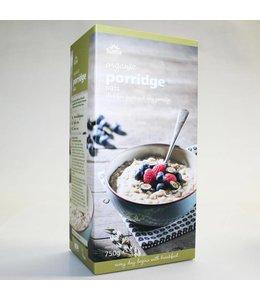 Porridge Oats Organic 750g