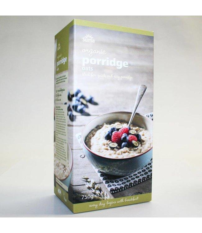 Oats - Porridge Organic