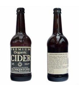Dunkertons Premium Organic Cider 500ml