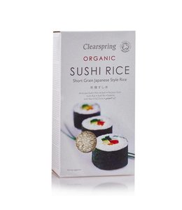 Clearspring Clearspring Sushi Rice 500g