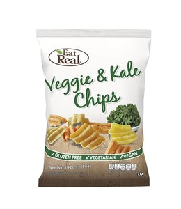 Eat Real Eat Real Veggie Kale Chips 80g