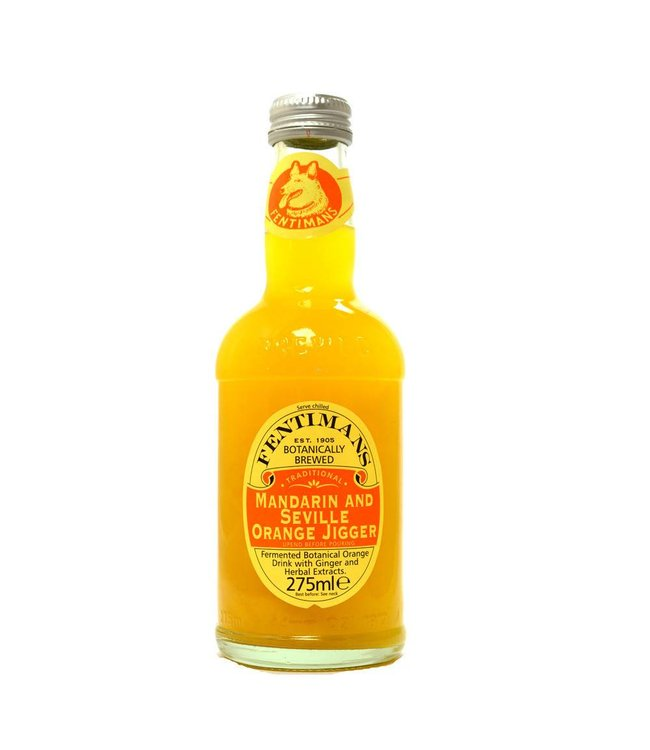 Fentimans Fentimans Mandarin/Seville Orange 275ml