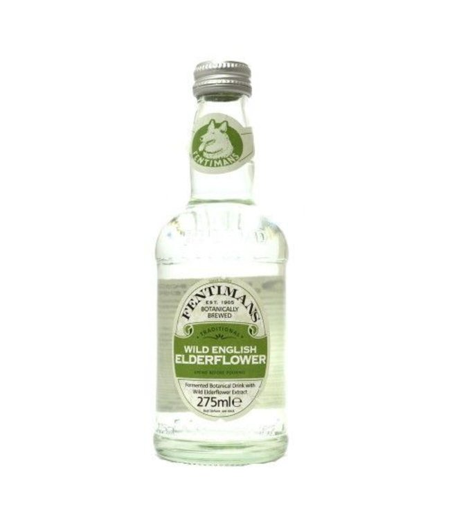 Fentimans Fentimans Wild English Elderflower
