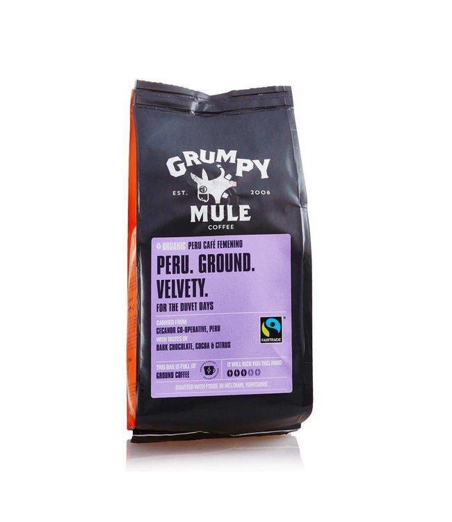 Grumpy Mule Grumpy Mule Peru Cafe Femenino 227g