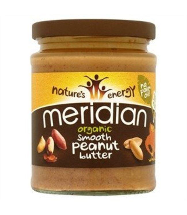 Meridian Merid ORG PN Butter Smooth100%No Salt 280g