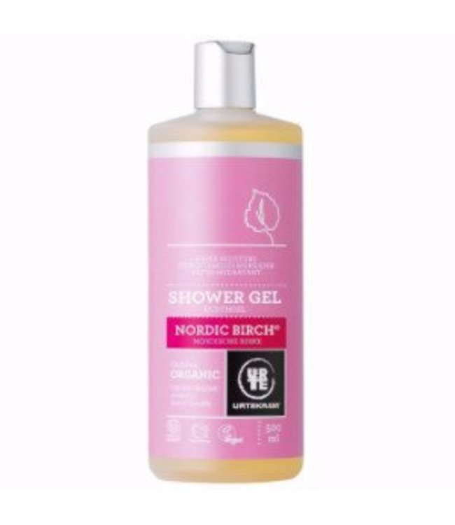 Urtekram Nordic Birch Shower Gel - 500ml Organic