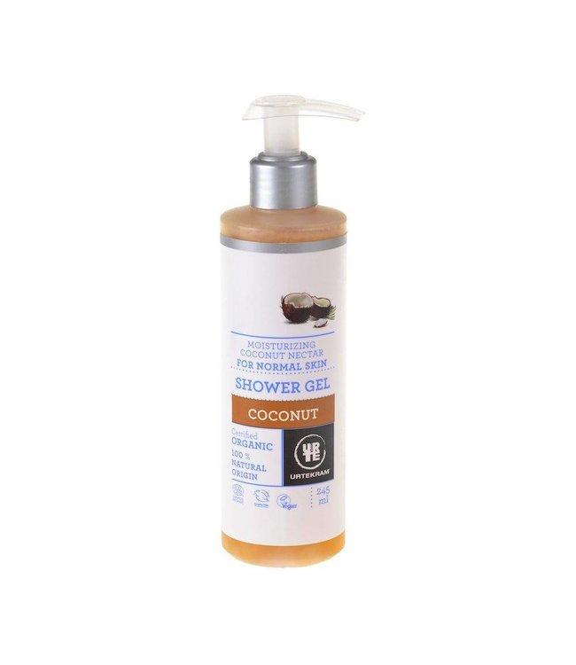 Urtekram Urtekram Organic Coconut Showergel With Pump 245ml