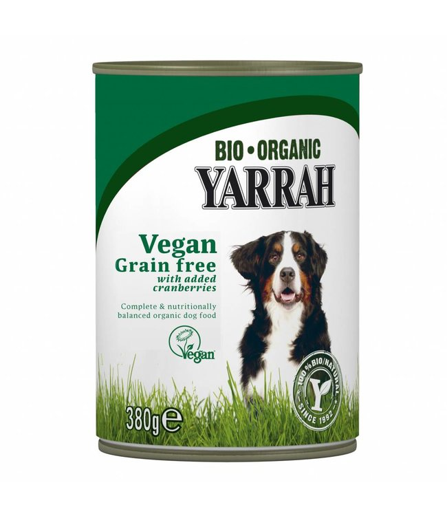 Yarrah Chunks For Dogs - Cranberries