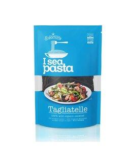 Seamore Iseapasta ORG Wild Seaweed Tagliatelle 100g