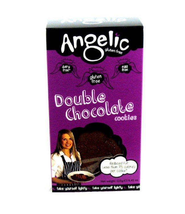 Angelic Gluten Free Angelic Gluten Free Double Chocolate Cookies 125g