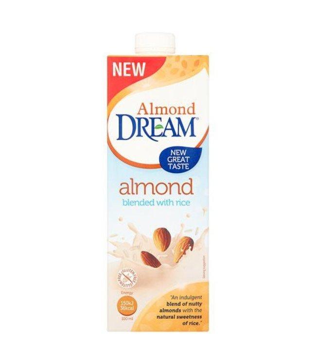 Dream Almond Dream With Rice 1000ml