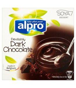 Provamel Alpro Soya Dark Chocolate Dessert 4x125g