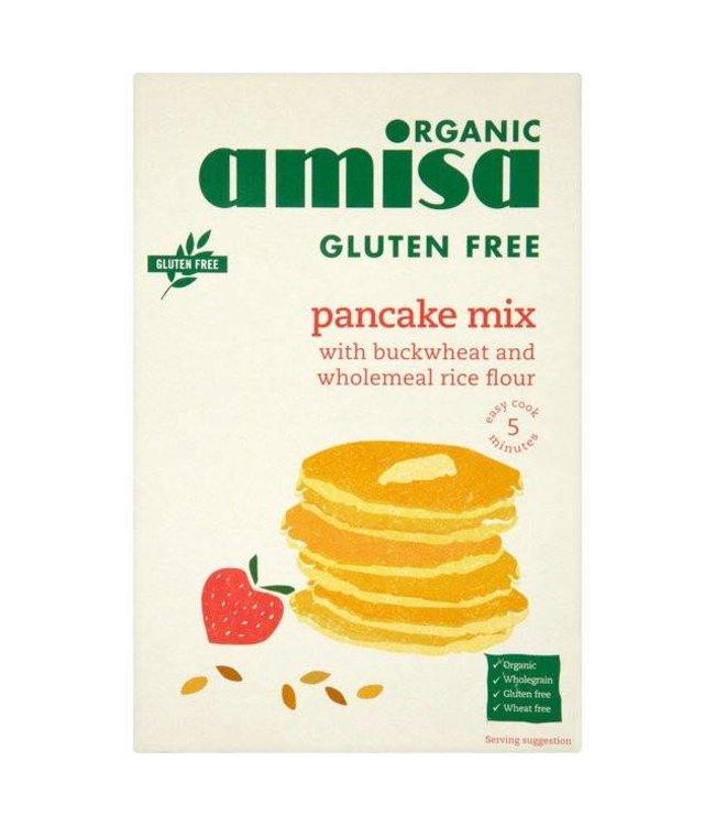 Amisa Amisa Organic Gluten Free Pancake Mix 2x180g
