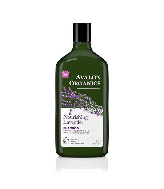 Avalon Organics Lavender Shampoo 325ml