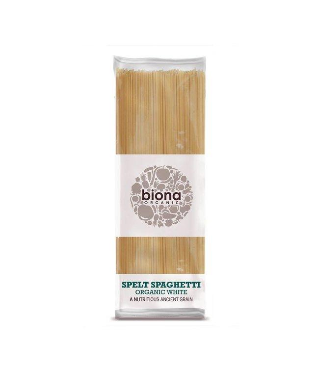 Biona Biona Organic White Spelt Spaghetti 500g