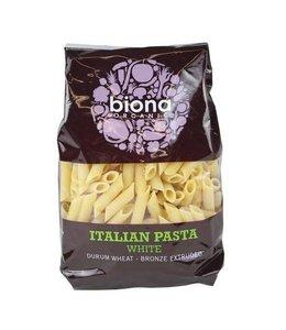 Biona Biona Organic Durum Wheat White Penne Rigate 500g