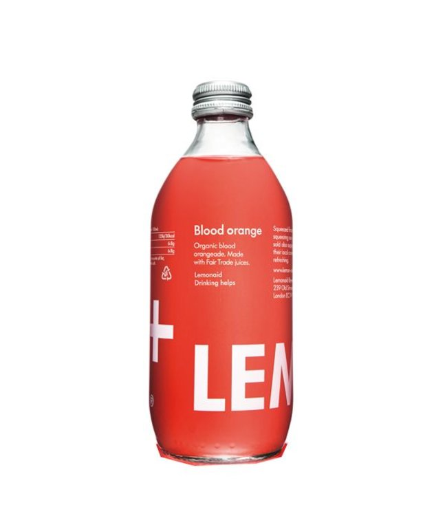 Lemonaid Lemonaid Blood Orangeade 330ml