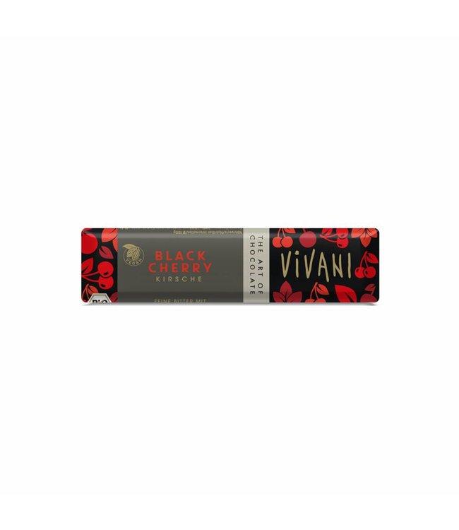 Vivani Vivani Vegan Black Cherry Dark Chocolate 35g