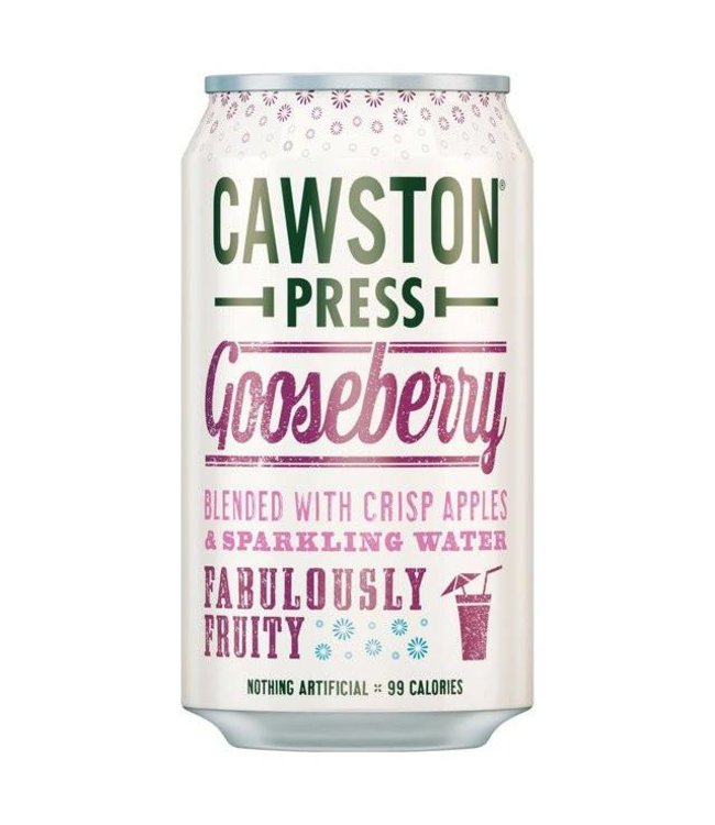 Cawston Press Cawston Gooseberry Soda CAN 330ml