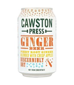 Cawston Press Cawston Sparkling Ginger Beer CAN 330ml