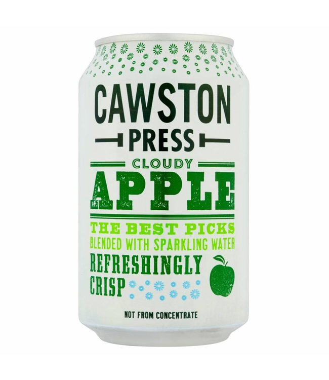 Cawston Press Cawston Press Cloudy Apple 330ml