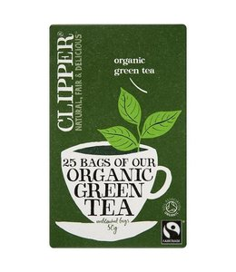 Clipper Clipper Organic Green Tea 25b