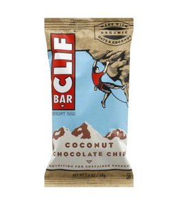 Clif Clif Coconut Chocolate Chip 68g