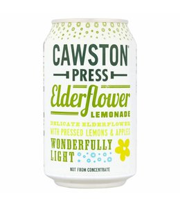 Cawston Press Cawston Sparkling Elderflower Lemonade CAN 330ml