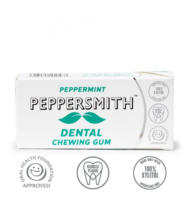 Peppermint Dental Gum 15g