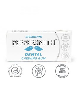 Peppersmith Spearmint Gum 15g