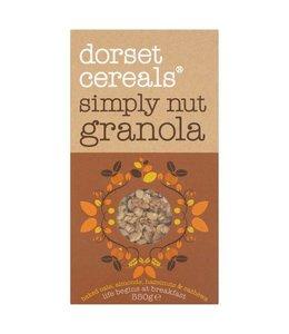 Dorset Cereals Dorset Cereals Simply Nutty Granola- 550g