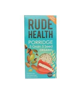 Rude Health R/Health ORG 5 Grain 5 Seed Porridge 500g