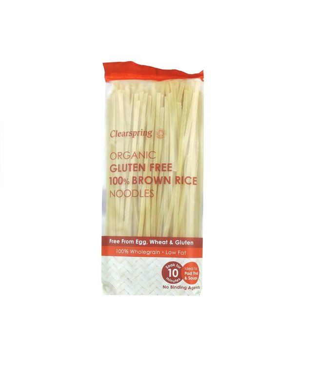 Clearspring Clearspring 100% Brown Rice Noodles 200g