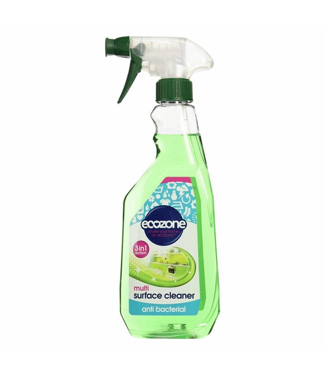 Ecozone Ecozone 3 In 1 Multi Surface Cleaner 500ml