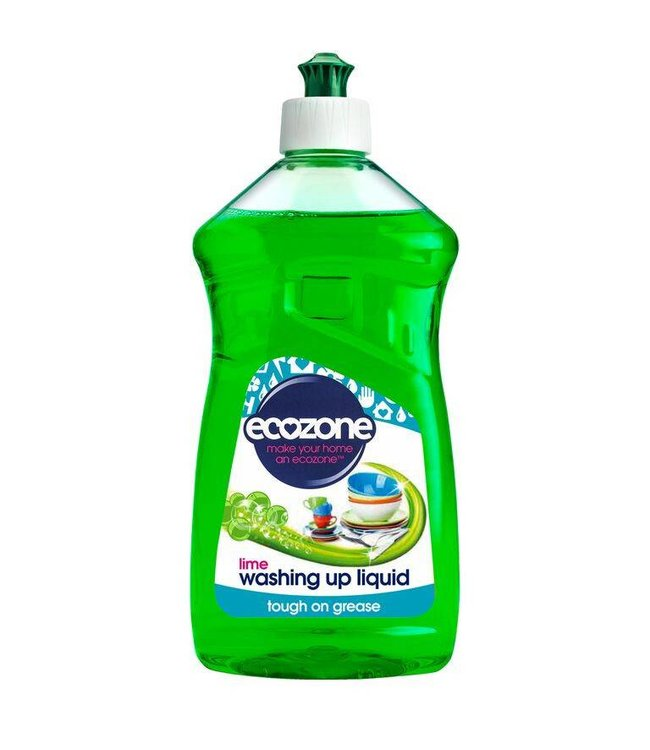 Ecozone Ecozone Washing Up Liquid Lime 500ml