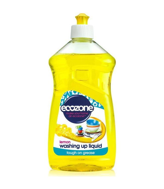 Ecozone Ecozone Washing Up Liquid Lemon 500ml