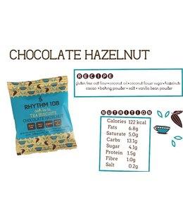 Rhythm Chocolate Hazelnut Biscuit 24g