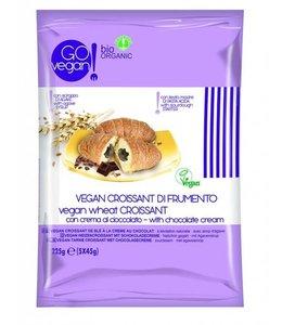 Go Vegan Go Vegan Cocoa Croissant 5x35g