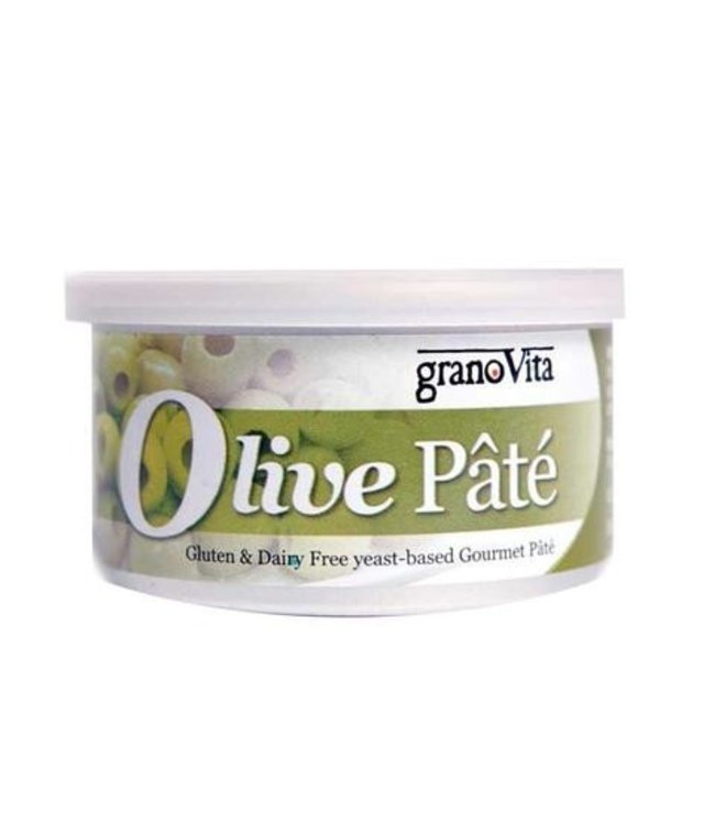 Granovita Granovita Olive Pate 125g