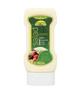 Granovita Granovita Salad Cream In Squeezy Bottle 310g