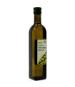 Suma Olive Oil Extra Virgin Organic 500ml