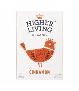 Higher Living Cinnamon Organic 15 Bags