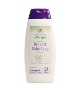 Mistry's Baby Soap with Vit E 250ml