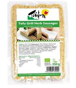 Taifun Organic Taifun Herb Sausages 250g