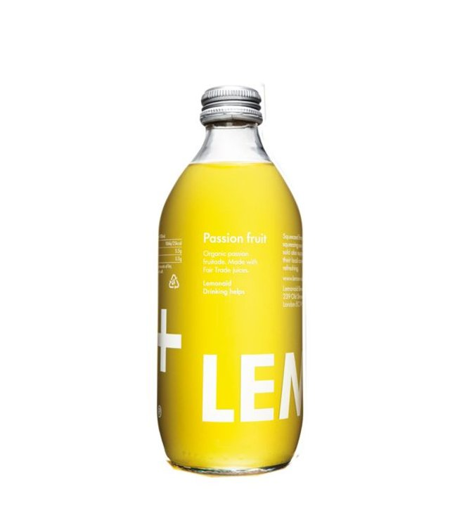 Lemonaid Lemonaid Passion Fruitade 330ml