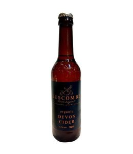 Luscombe Drinks Luscombe Organic Devon Cider 320ml