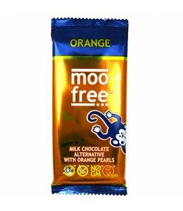 Moo Free Large Orange Bar 86g