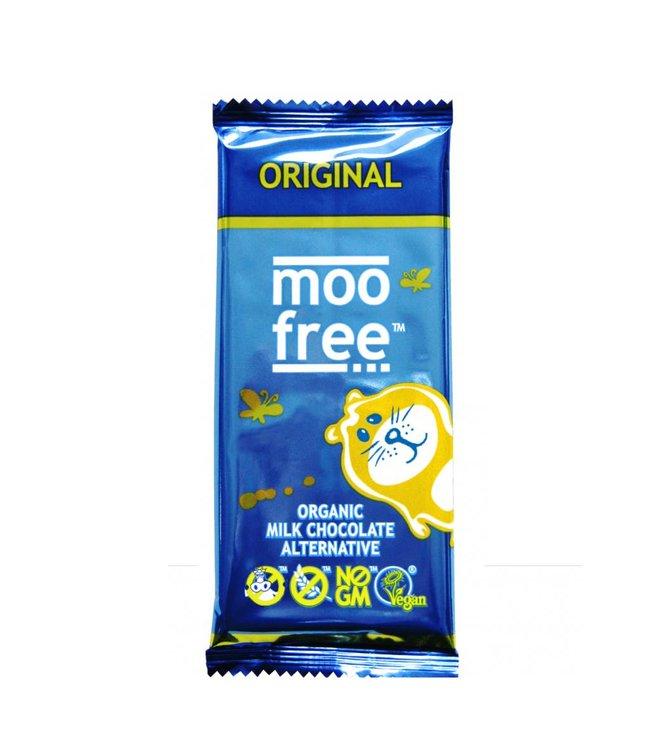 Moo Free Organic Dairy Free Chocolate Bar 100g