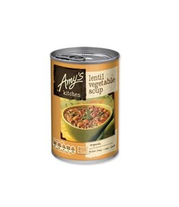 Amys Amys Organic Vegetable Lentil Soup 400g